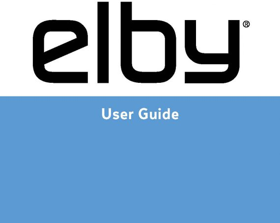 Elby User Guide